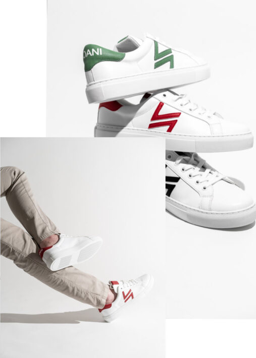 Noani - Vegane Sneaker - Kachel
